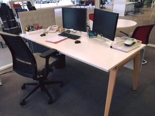 Aménagement d'espace de travail