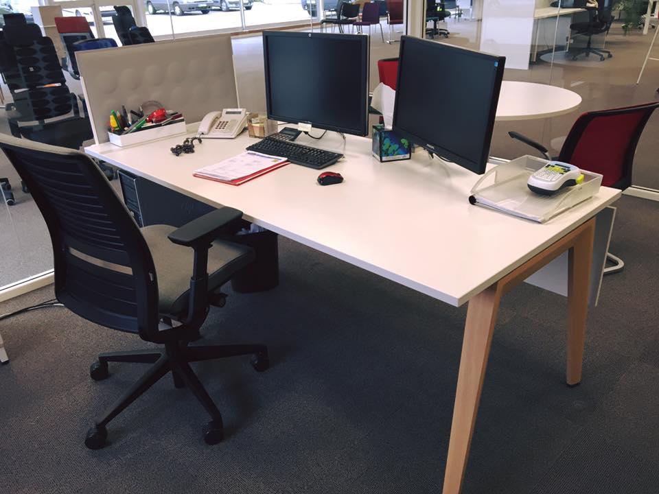 Mobilier de bureau espace et fonction